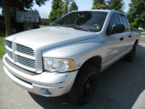 """2005 Dodge RAM ST""""**Clean no ACCIDENTS, Certified + FREE 6M war"""