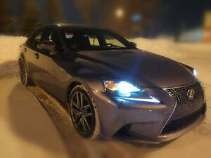 2015 Lexus IS 350 AWD F-Sport FULLY LOADED