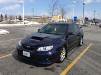 2013 Subaru WRX STI Sedan w/ Sport-Tech Package