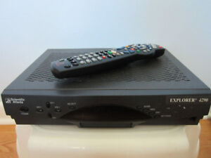 Rogers TV Cable Box