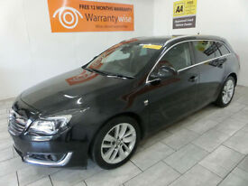 2014 Vauxhall Insignia 2.0CDTi 140 Nav ecoFLEX Elite **BUY FOR ONLY £38 A WEEK**