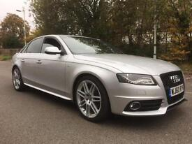 2010/60 Audi A4 2.0T FSI ( 211ps ) Special Edn. S LINE