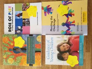 Early Childhood Education Level 1 Textbooks