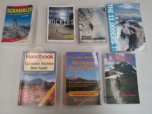 Canadian Rockies Books For Sale