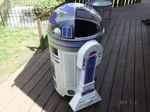 R2-D2 Large Pepsi Cooler Star Wars Episode III Revenge of the Si Campbell River Comox Valley Area image 3