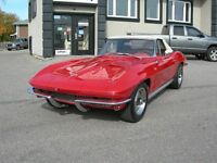 WANTED: C1 OR C2 Corvette project for my dad any shape
