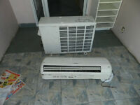 SPLIT AIR CONDITIONER/CLIMATISEUR
