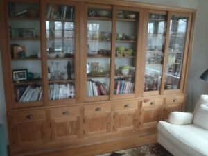 Bookcase plus