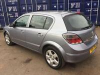 2007 Vauxhall Astra 1.6 16v ( 115ps ) Club petrol manual..