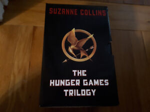 Books for sale - The Hunger Games