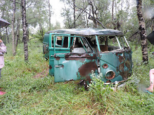 WANTED 62 VW bus parts