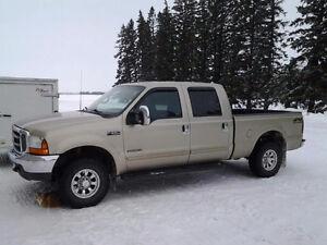 2001 Ford F-250 Xlt Pickup Truck