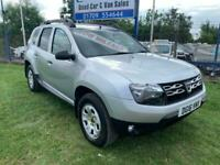 2016 Dacia Duster 1.5 dCi Ambiance 4WD Van, One Owner, Low Mileage