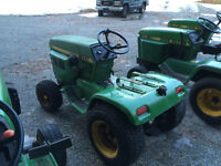 """WILL PAY for ANY and ALL""""200 Series JOHN DEERE"""" garden tractor"""
