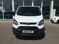 2018 Ford Transit Custom 290 L2 FWD 2.0 TDCi 105ps Low Roof 6 Speed Manual Die