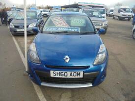 2010 Renault Clio 1.5dCi Dynamique Tom Tom