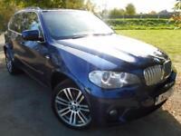 2012 BMW X5 xDrive40d M Sport 5dr Auto Pan Roof! 7 Seats! 5 door Estate