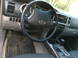 2004 Toyota 4Runner V8 sr5 safetied