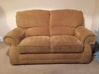 Comfy 2 seater sofa, excellent condition.