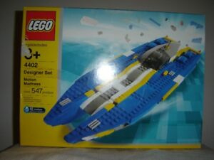 LEGO Designer Set.  Motion Madness Boat.