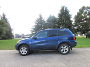 2005 Toyota Rav4 Plus 4x4- (As Traded Special)  ONLY $2450!!