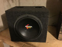 "10"" Kicker Sub for Sale"