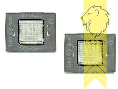 LED SMD Kennzeichenbeleuchtung für Mercedes Benz W176 W156 R172 X166 W166 Vito