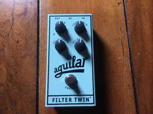 Aguilar - Twin Filter Pedal