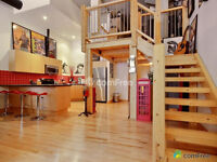 Authentic LOFT in Downtown Edmonton!
