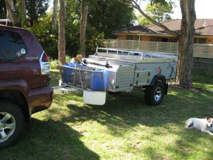2014 Cub 'Daintree LE' camper trailer