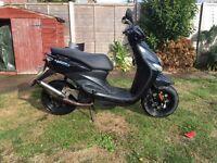 50cc Yamaha neo easy