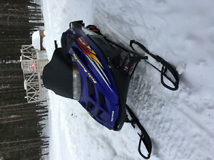 Polaris RMK Rocky mountain 2001 144""