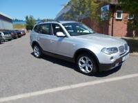 BMW X3 2.0D AUTO xDrive SE EXCLUSIVE EDITION 10/10 83K FBMWSH H/LEATHER XENONS