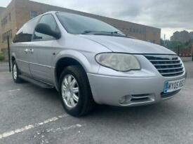 image for 2005 (05) Chrysler Grand Voyager 3.3 Limited XS MPV | Top spec | MOT 12/21.