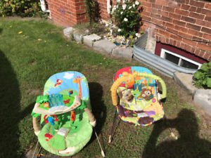 Baby Bouncy Chairs