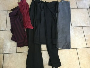 Women business/dress wear size small-medium (7 piece)