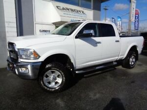 2014 Dodge Ram 2500 Power Wagon Laramie, 6.4L Nav, Leather, Sunr