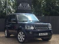 2015 15 LAND ROVER DISCOVERY 4 3.0 SDV6 SE TECH 5DR AUTO DIESEL
