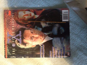 X Files Magazine - Issue #1 - 1991