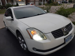 2006 Nissan maxima certified