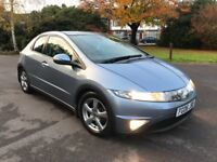 Honda Civic 1.8 I-VTEC ES (blue) 2006