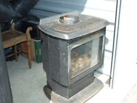 GAS/PROPANE FIREPLACE;
