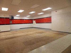 1,000 Sq.Ft Commercial Space - Previously Martial Arts Dojo