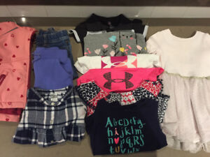Assorted Size 2 Girls Clothing