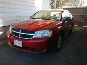 2008 dodge avenger for sale.