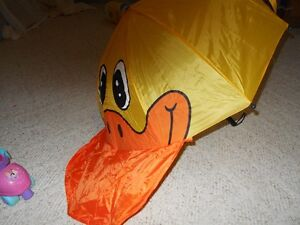 Toddler or Small Kids Duck Umbrella