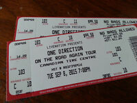 One Direction tickets BEST OFFER