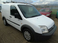 Ford Transit Connect 1.8TDCi ( 90PS ) Euro IV T200 SWB L SIDE LOADING DOOR