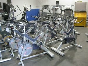 SPIN BIKE Treadmill Elliptical: USED COMMERCIAL LIQUIDATION