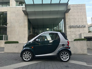 2006 Smart Fortwo Grandstyle limited Convertible